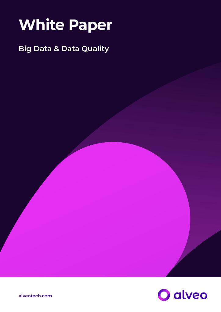 Big Data & Data Quality