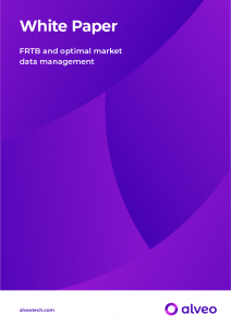 FRTB and optimal market data management