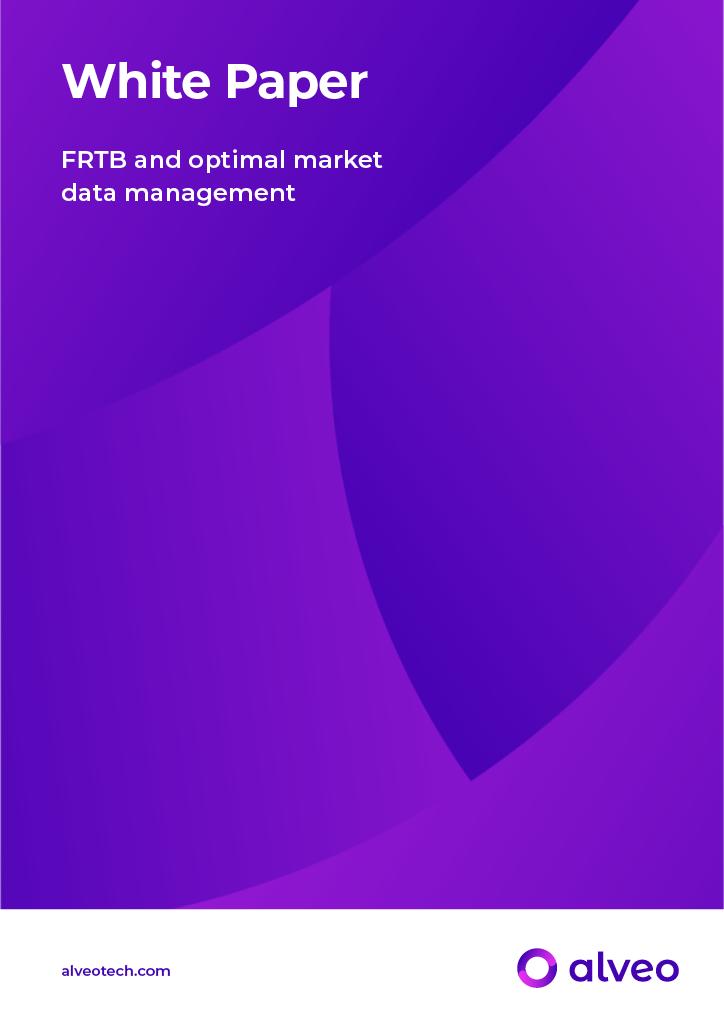 FRTB and optimal market data management