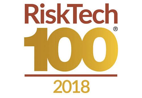 Chartis RiskTech100® 2018