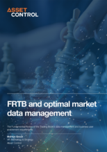 FRTB optimal market data management