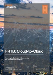 FRTB cloud to cloud