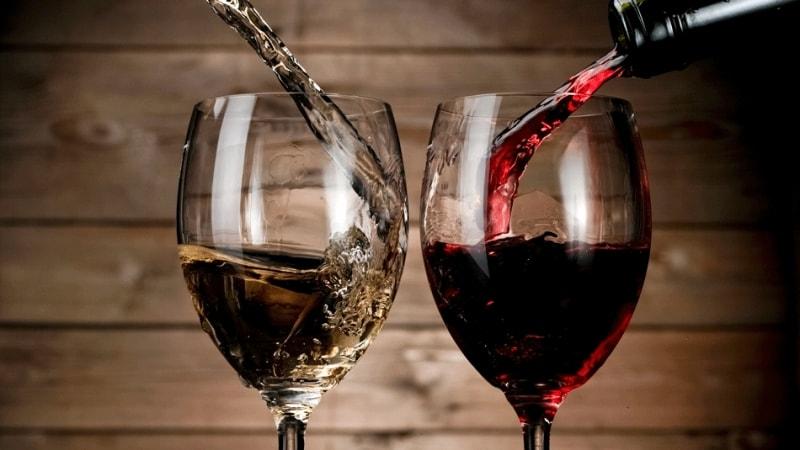 Historical data: fish or wine?