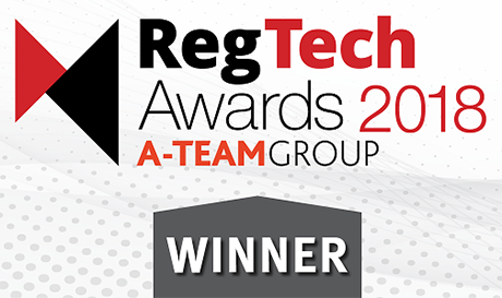 """Alveo recognized as """"Best Data Management Solution for Regulatory Compliance"""" for the second consecutive year"""
