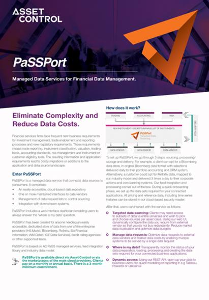 PaSSPort Managed Services