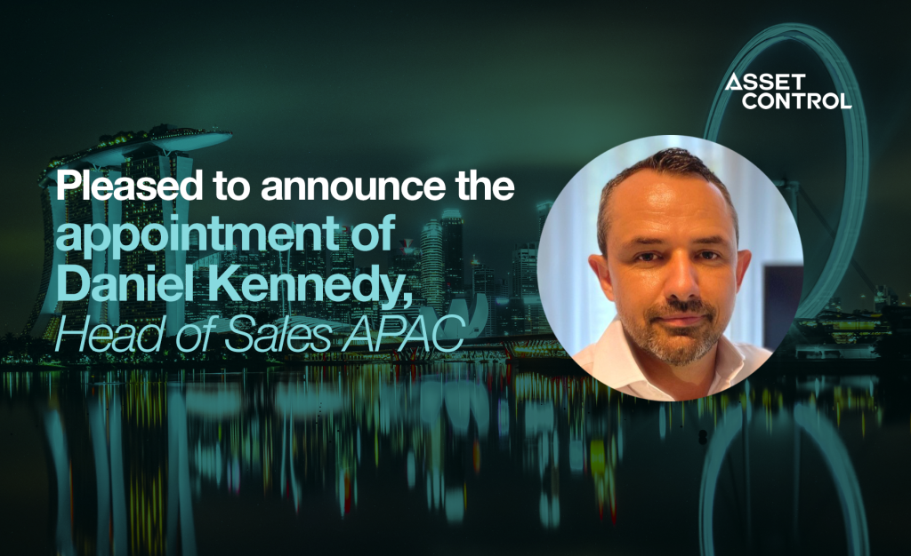 Asset Control Makes Senior Appointment To Drive APAC Growth