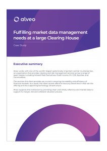 Case Study_ Large Clearing works with AlveoHouse