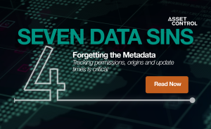 7 Data Sins: Forgetting the Metadata