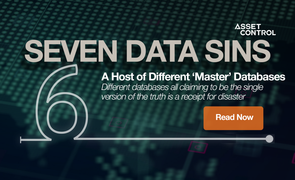 7 Data Sins Series: Serving Multiple Masters