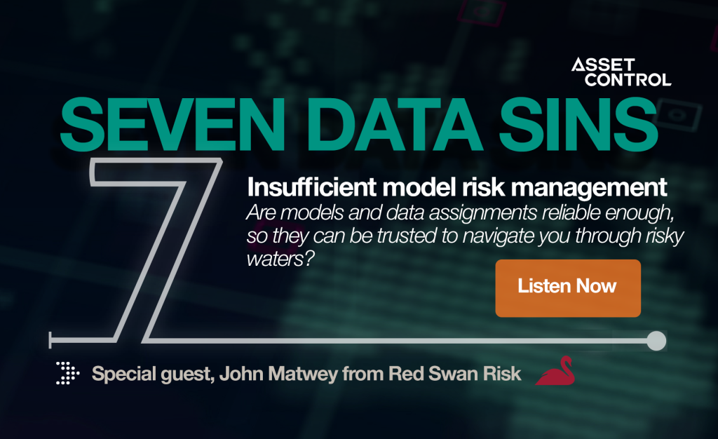 7 Data Sins: Insufficient model risk management