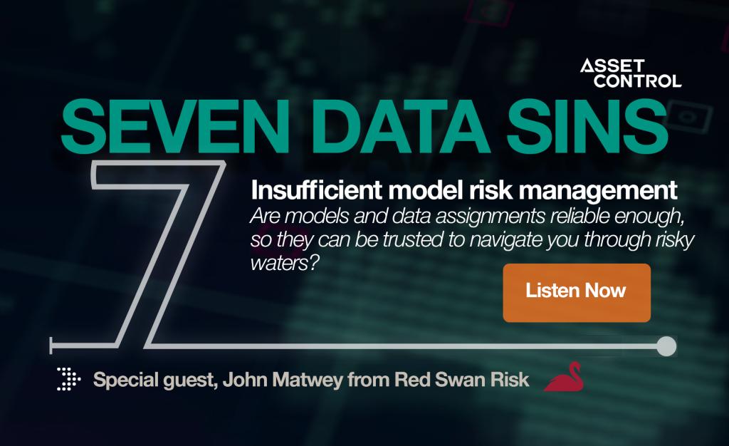 7 Data Sins: Insufficient model risk management