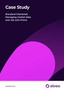 Standard Chartered: Managing market data and risk with Prime