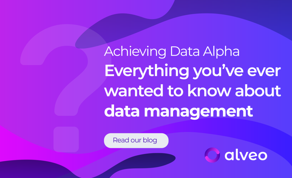 Everything you always wanted to know about data management