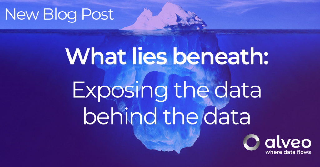 What lies beneath – Exposing the data behind the data
